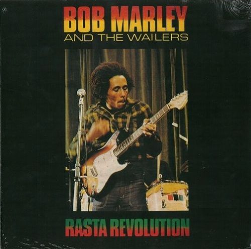 BOB MARLEY AND THE WAILERS Rasta Revolution Vinyl Record LP Bad Joker 2016